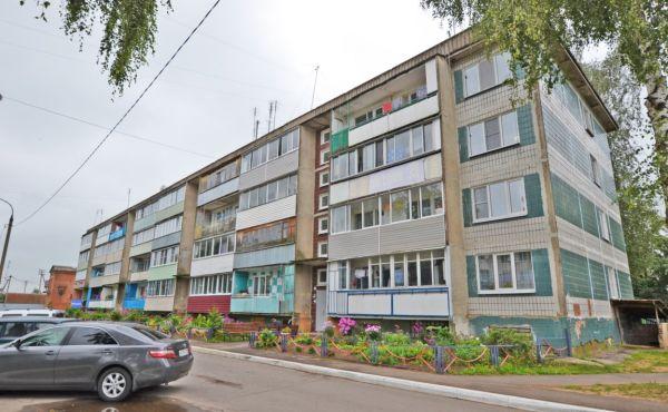 Двухкомнатная квартира в селе Теряево